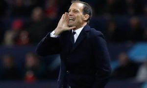 Allegri: Juventus đã quyết định sa thải tôi