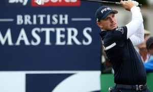Cá cược gôn vào tay gôn Matt Wallace tại giải British Masters