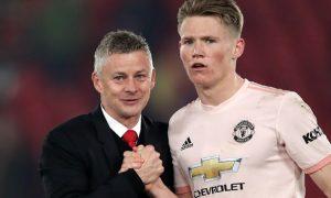 Scott McTominay thừa nhận kỳ vọng cao ở Man United