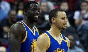 Golden State Warriors đánh bại Trail Blazers để vào chung kết NBA