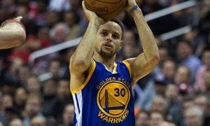 Curry gây ảnh hưởng cho các đồng đội trong trận Warriors vs Portland