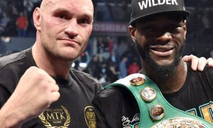 Tay đấm Tyson Fury tự tin trước cuộc đối đầu với Deontay Wilder