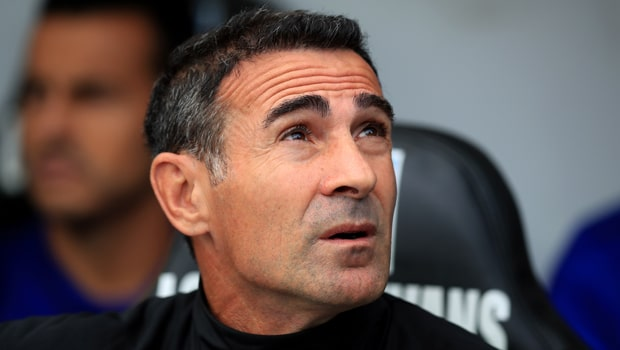 Kilmarnock bổ nhiệm huấn luyện viên mới Angelo Alessio