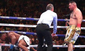 Anthony Joshua sẵn sàng cho trận tái đấu với Andy Ruiz
