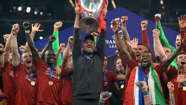 Jurgen Klopp tự hào với chiến thắng của Liverpool tại Champions League