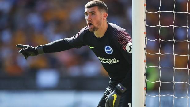 Matt Ryan muốn Brighton phục thù trước Watford