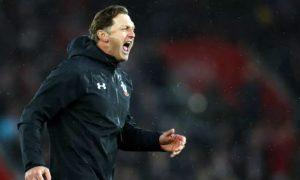 HLV Ralph Hasenhuttl của Southampton muốn vào Top 10 NHA