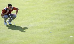 Cá cược gôn tay gôn Rory McIlroy tại giải mở rộng