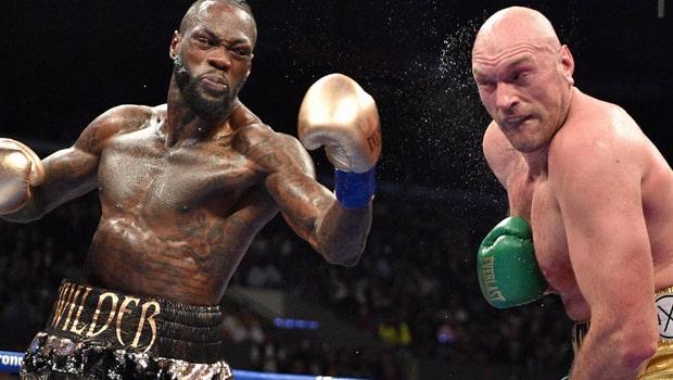 Tyson Fury đặt kế hoạch đối đầu với Deontay Wilder trong năm 2020