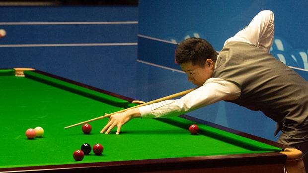 Trung Quốc và VQ Anh đi tiếp tại giải Snooker World Cup