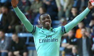 Eddie Nketiah đặt mục tiêu lọt vào đội hình chính của Arsenal