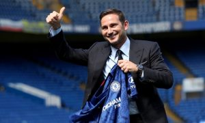 Chelsea chào đón tân huấn luyện viên Frank Lampard