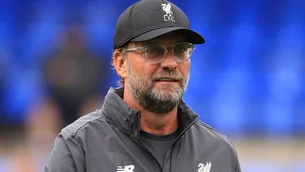HLV Jurgen Klopp chào đón các ngôi sao trở lại tập trung Liverpool