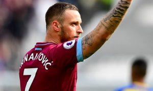 Chính thức: Marko Arnautovic rời khỏi West Ham tới Thượng Hải