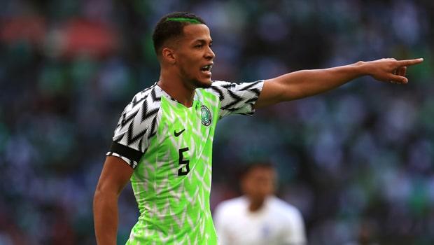 Nigeria lọt vào vòng bán kết CAN Cup 2019