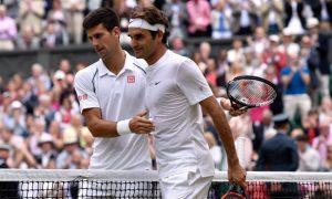 Những tay vợt lớn đều lọt vào vòng 1/16 tại giải Wimbledon