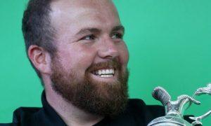 Shane Lowry tập trung cho giải gôn Ryder Cup