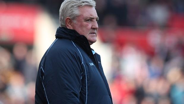 Steve Bruce có cuộc thương lượng với Sheffield United