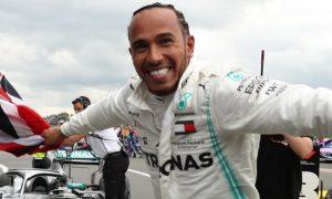 Giải đua xe F1: Hamilton đã sẵn sàng chinh phục
