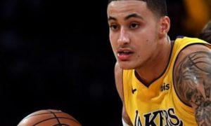 Kyle Kuzma sẵn sàng thi đấu tại LA Lakers