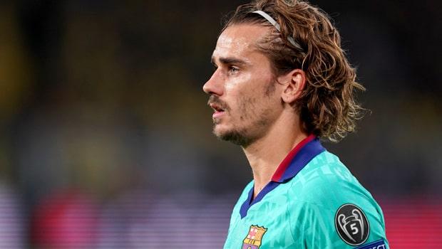 Barcelona bị phạt 300 bảng trong vụ chuyển nhượng Griezmann