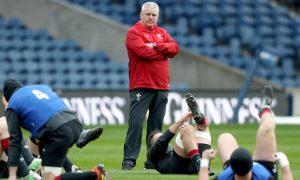Cá cược Rugby: Warren Gatland điền tên Cory Hill và Rhys Patchell