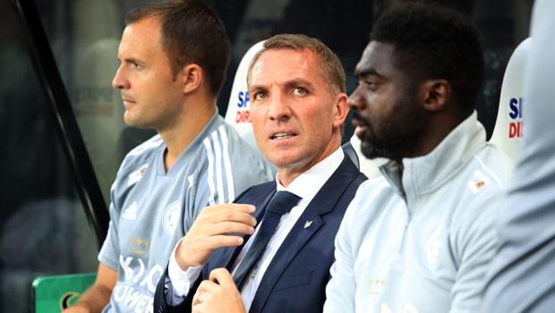 Các giải đấu cúp quan trọng với Leicester - Brendan Rodgers
