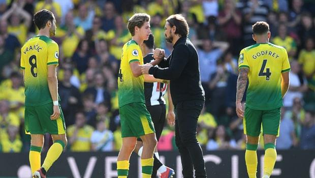 HLV Farke của Norwich không e ngại sau thất bại trước Chelsea
