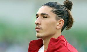 Hector Bellerin có thể lỡ trận đại chiến vs Manchester United