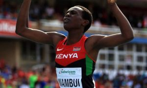 IAAF: VĐV người Kenya bị nghi ngờ tại Doha
