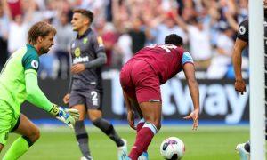 Ngoại Hạng Anh: Norwich City bị West Ham đánh bại 2-0