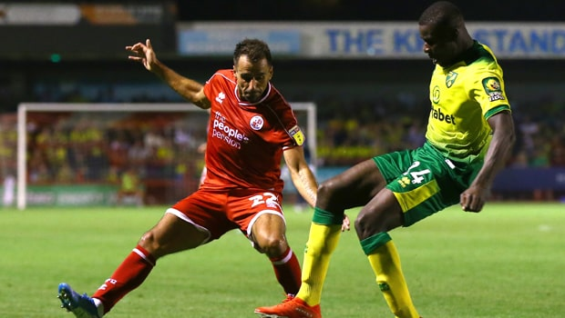 Norwich City mượn Amadou của Sevilla
