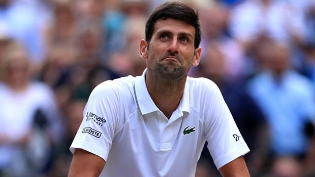 Novak Djokovic rời khỏi Mỹ Mở rộng vì chấn thương vai