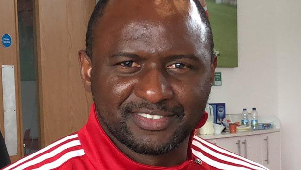Patrick Vieira có thể giúp Nice dành suất dự Champions League?