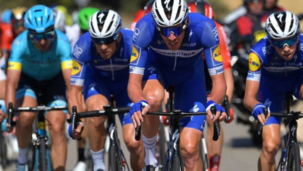 Philippe Gilbert chiến thắng chặng 16 giải đua xe đạp Vuelta