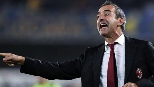 AC Milan quyết định sa thải Giampaolo sau 7 trận đấu