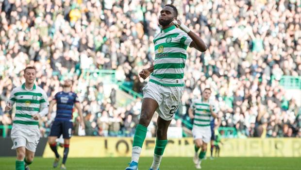 Celtic đánh bại Ross County trở lại ngôi đầu bảng
