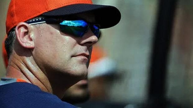 Houghton Astros gia nhập Washington Nationals tại giải MLB World Serie