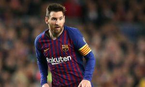 Messi giải thích thất bại của Barcelona trước Liverpool mùa trước