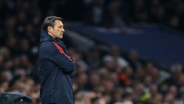 Niko Kovac dưới áp lực tại Bayern Munich