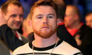 Canelo là võ sĩ số một trong số các đối thủ cùng hạng cân