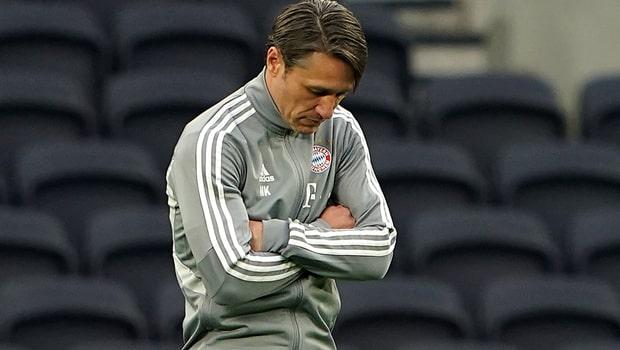Kovac bị sa thải sau khi Bayern thua trước Frankfurt
