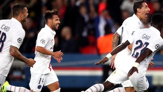 Tổng hợp vòng 12 giải Ligue 1 Pháp
