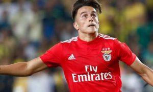 Benfica giành chiến thắng trước Vitoria