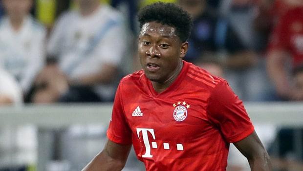 David Alaba để ngỏ khả năng chia tay Bayer Munich