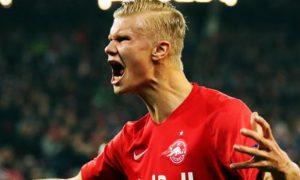 Dortmund hoàn tất bản hợp đồng kỷ lục với Erling Haaland