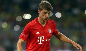 Thomas Muller chưa rõ khả năng đi hay ở tại Bayern