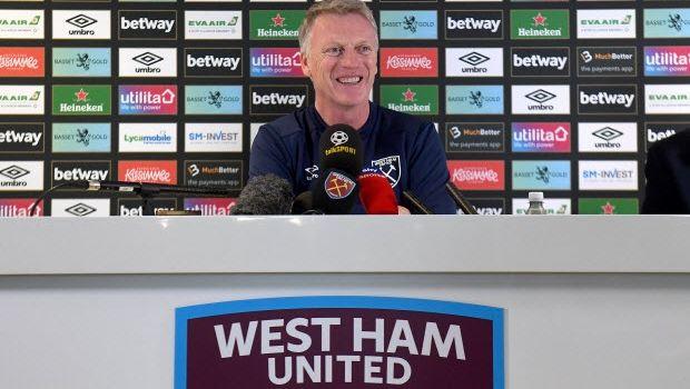 West Ham bổ nhiệm David Moyes sứ mệnh giải cứu Búa tạ