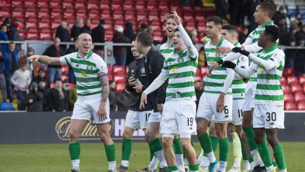 Celtic trở lại mới một chiến thắng đầy ấn tượng