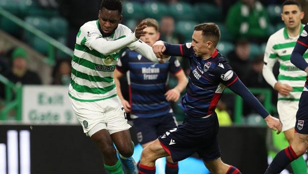 Ross County không có trận đấu với Celtic